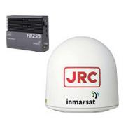 Inmarsat Fleet BroadBand JRC JUE-250