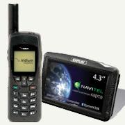 Iridium Online: Iridium 9555 + GPS навигатор