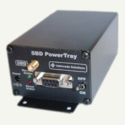 Комплексное решение: SBD Iridium Modem 9602 + Power Tray + Iridium антенна + GPS антенна