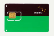 SIM Iridium Global (пластик)