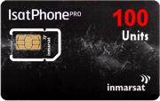 Карта пополнения баланса IsatPhone Pro 100 единиц