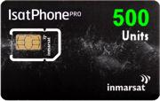 Карта пополнения баланса IsatPhone Pro 500 единиц