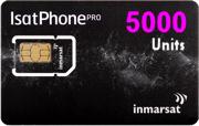 Карта пополнения баланса IsatPhone Pro 5000 единиц