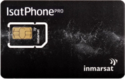 SIM карта IsatPhone (без эфирного времени)