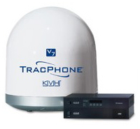 KVH mini-VSAT TracPhone V7